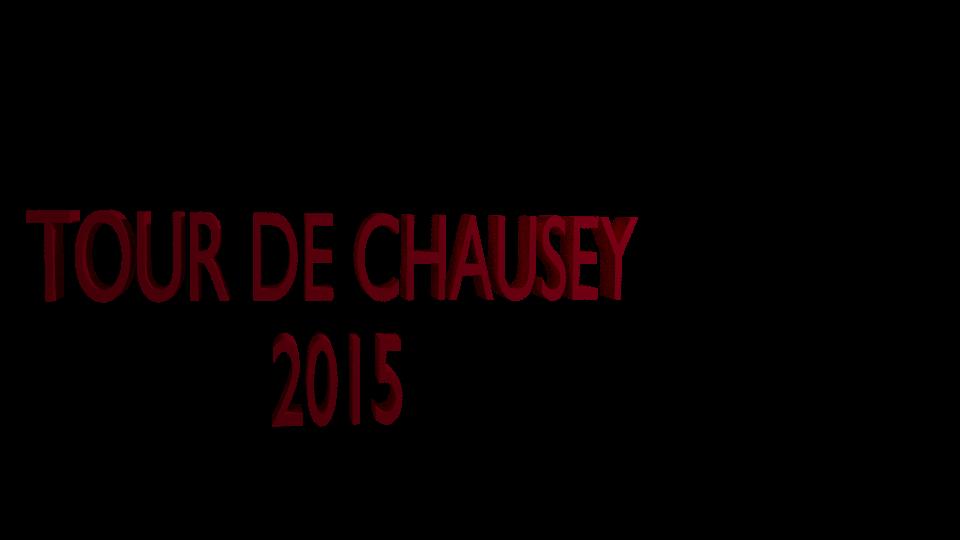 TOUR DE CHAUSEY 2015